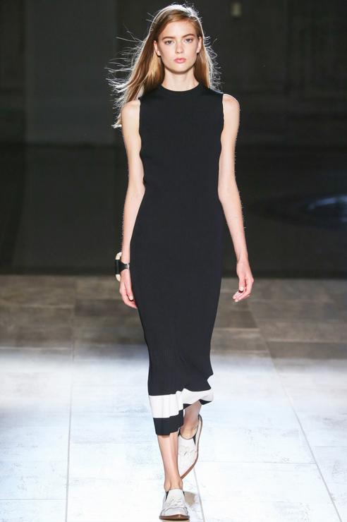 Виктория Бекхэм: платья, пальто, коллекция одежды 2018 от victoria beckham с фото